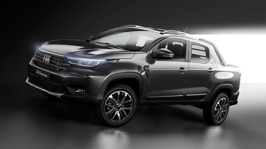 2021 Fiat Strada Debuts As A Tiny Truck For South America