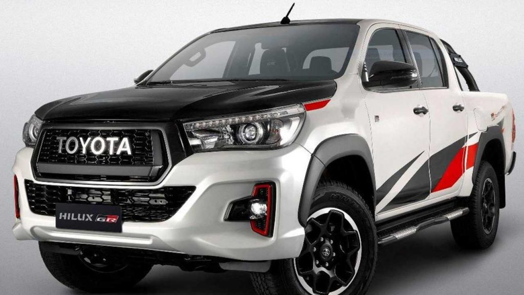 Toyota GR Hilux Trademark Hints At Possible Ranger Raptor-Fighter