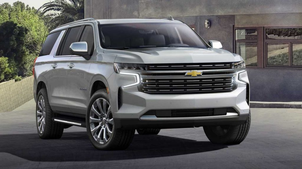 2021 Chevy Suburban Starts $52,995, High Country Begins At $73,595