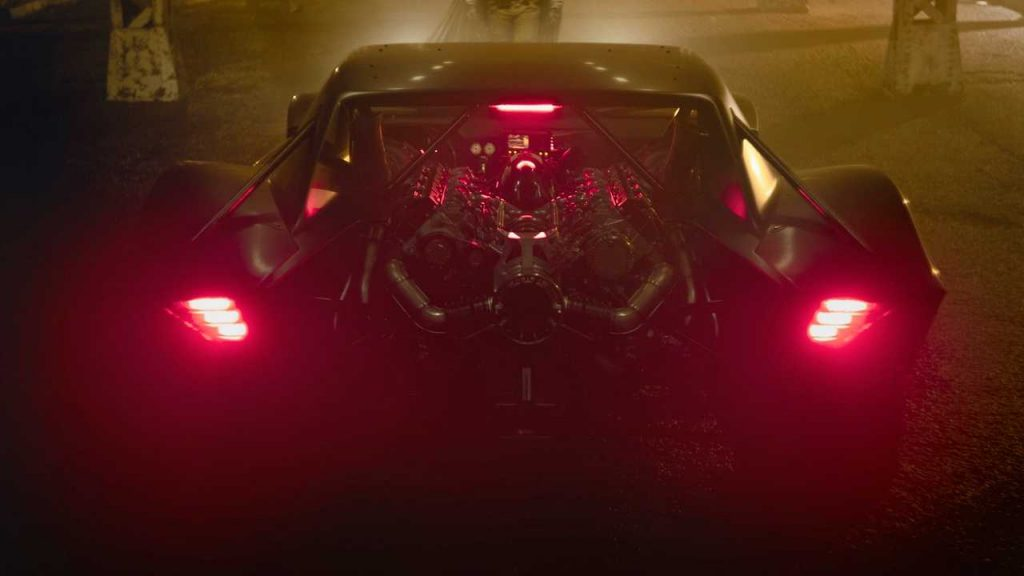 New Batmobile For Robert Pattinson's Batman Movie Revealed!