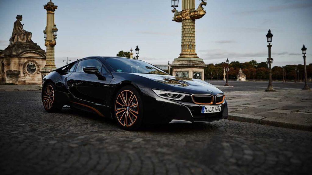 BMW Cops Coronavirus Messaging In i8 Twitter Post