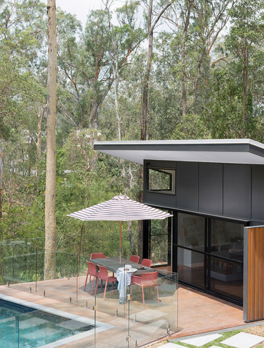 An Original Mid-Century Queenslander With Millennium Modern Flair