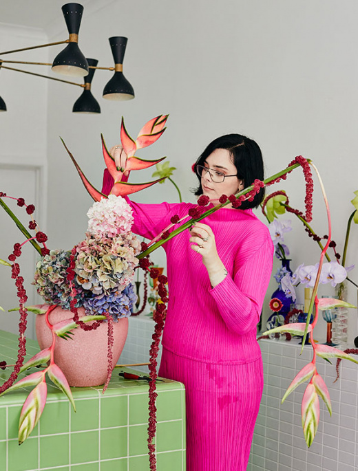 A Day In The Life Of Hattie Molloy, Florist
