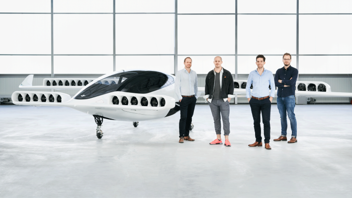 Lilium raises another $240M to design, test and and run an electric aircraft taxi service – TechCrunch