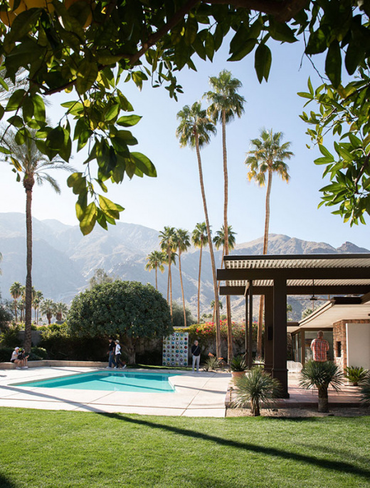 Inside Three Amazing Homes At Palm Springs' Modernism Week