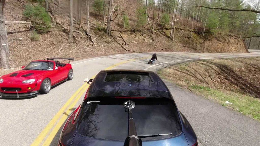 Porsche Macan Video At Tail Of The Dragon Could Make You Queasy