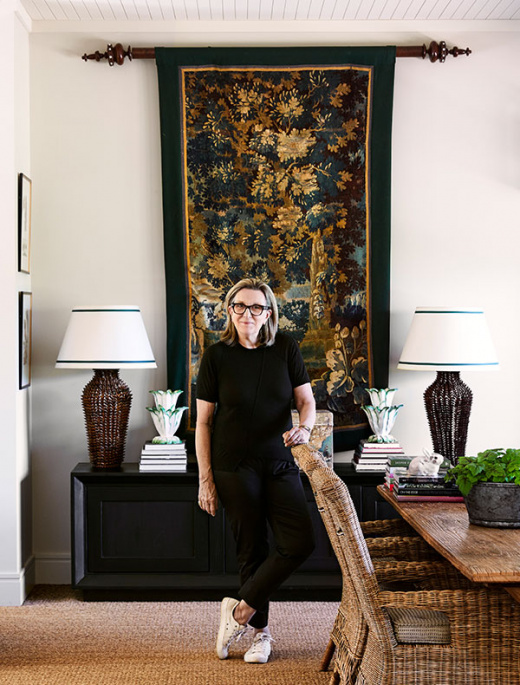 A Magazine Maven's Sentimental Good Room In The Southern Highlands